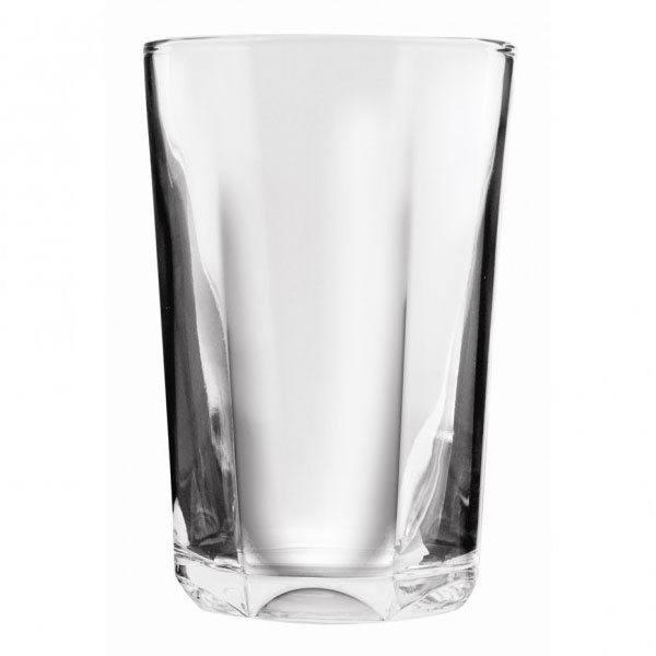 Anchor 77792R Clarisse Beverage Glass, Rim-Tempered, 12 oz