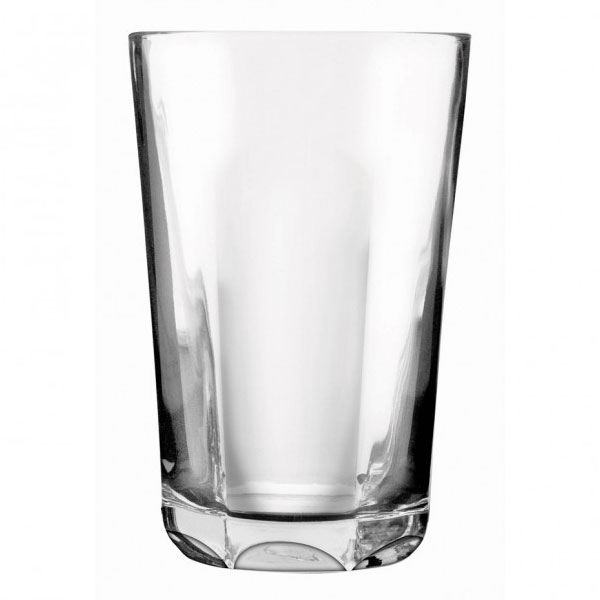 Anchor 77794 Clarisse Beverage Glass, Rim-Tempered, 14 oz