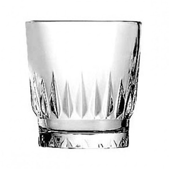 Anchor 80008 Breckenridge Rocks Glass, 8 oz.