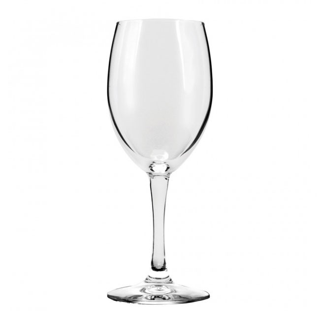 Anchor 80018 Florentine Wine Glass, 8 - 1/2 oz