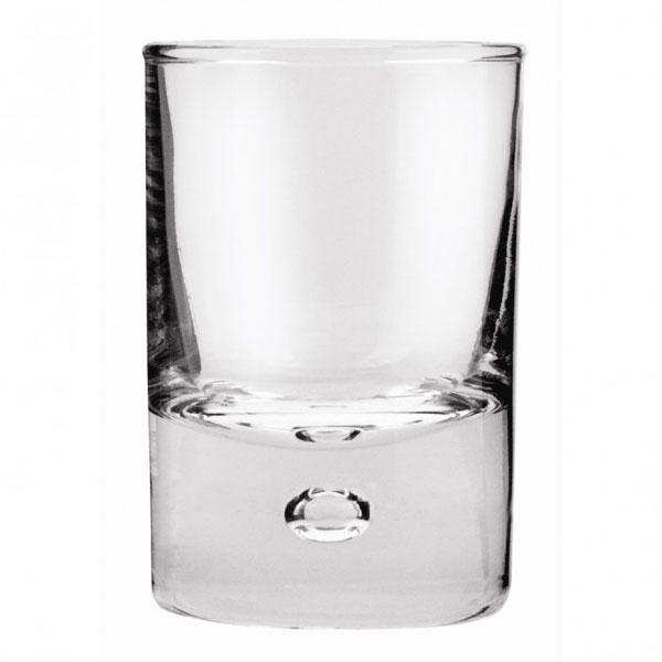 Anchor 80439 Disco Cordial Shot Glass, Rim- Tempered, 2 oz