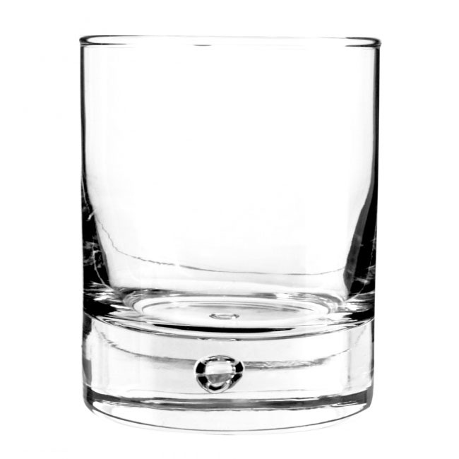 Anchor 80440 Disco Juice Glass, Rim-Tempered, 6 oz