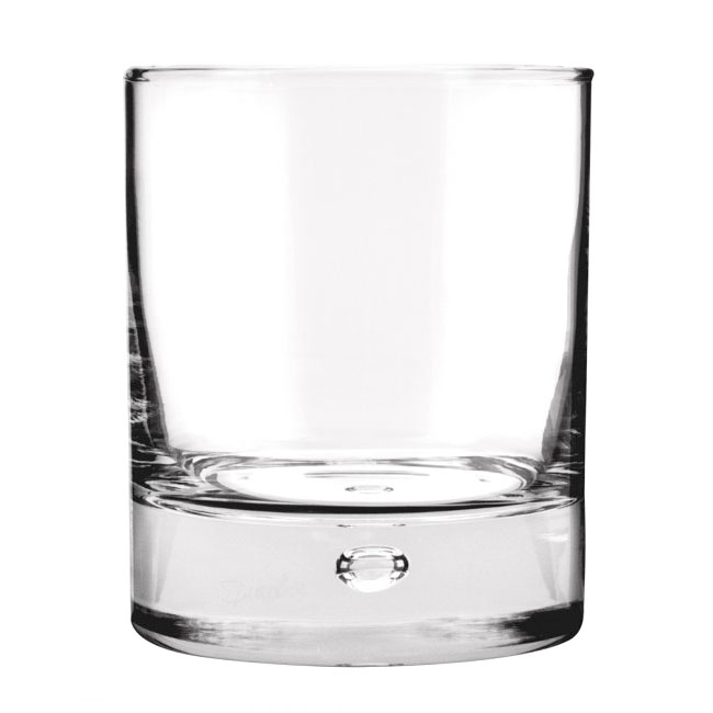 Anchor 80441 Disco Rocks Glass, Rim-Tempered,  11 oz
