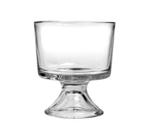 Anchor 80625 10 oz Presence Mini Trifle, Crystal