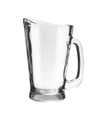 Anchor 81275 55-oz Pitcher, Clear