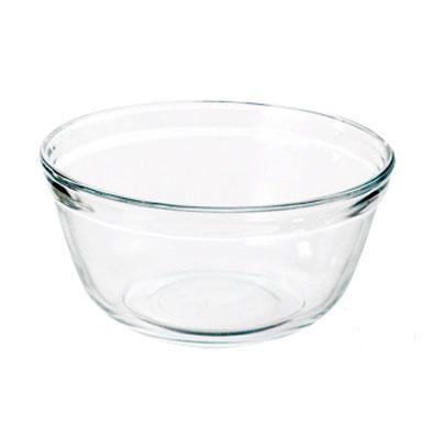 Anchor 81575L5 2.5-qt Mixing Bowl, Glass