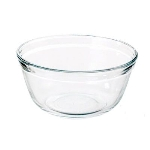 Anchor 81629L11 4-qt Mixing Bowl, Clear