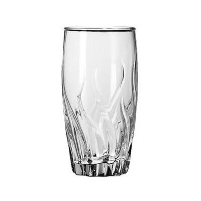 Anchor 83027 17-oz Starfire Crystal Iced Tea Glass