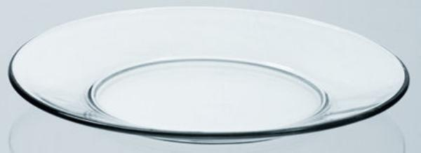Anchor 86037 10-in Presence Dinner Plate w/ Raised Edges