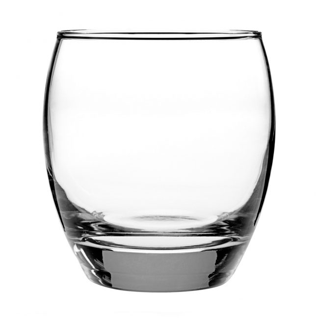 Anchor 90072 8-oz Reality Rocks Glass