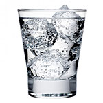 Anchor 90234 Omega Rocks Glass, 12-oz w/ Tempered Rim
