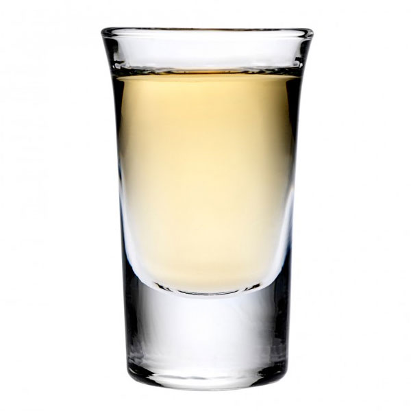 Anchor 90246 Tequila Shooter Shot Glass, 1-oz