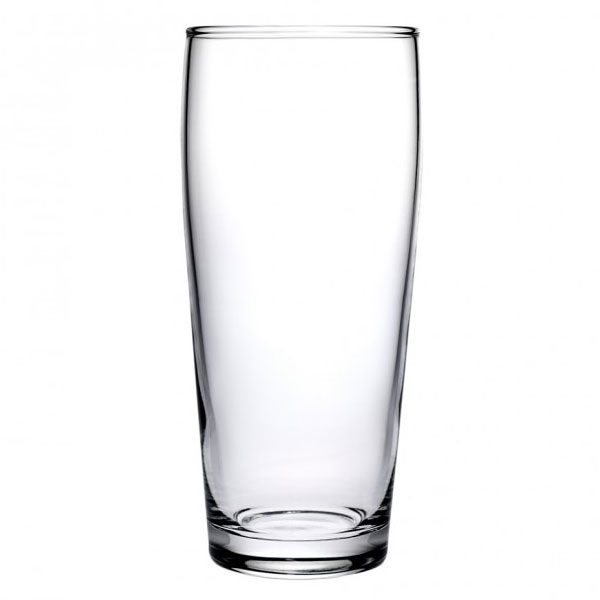 Anchor 90248 Pub Glass, 16-oz w/ Tempered Rim