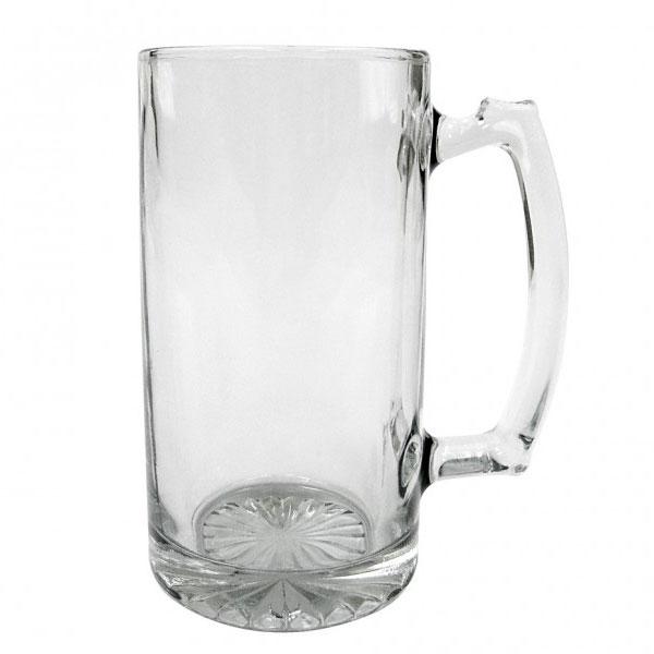 Anchor 90272 25-oz Glass Beer Mug