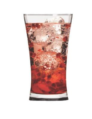 Anchor 93069 17-oz Linden Large Tumbler, Clear
