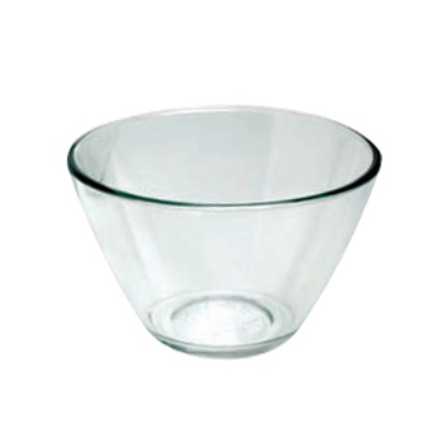 Anchor 94684 3-qt Contemporary Mixing Serving Bowl, Crys