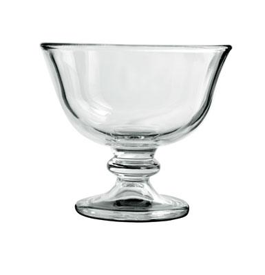 Anchor 96890L9R Mini Elegance Trifle, Clear