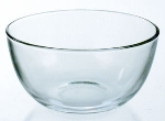 "Anchor 973 6"" Presence Bowl, Clear"