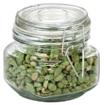Anchor 98590R 17-oz Heremes Jar Top Lid, Clear