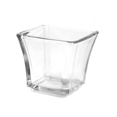 "Anchor 99006 3"" Flared Round Votive, Glass"