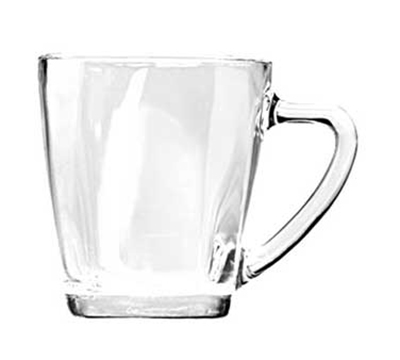 Anchor 90284 14-oz Glass Coffee Tea Mug