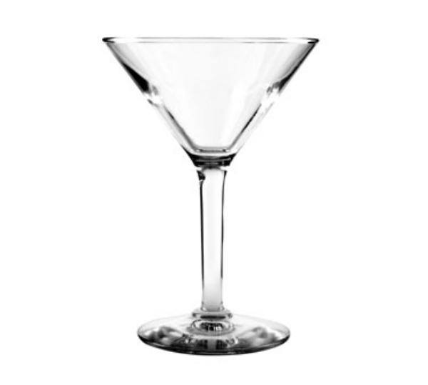 Anchor H037491 Ashbury Martini Glass, 6 oz