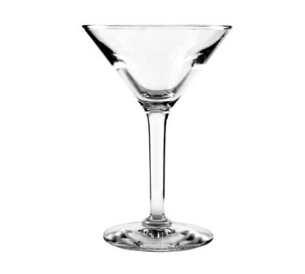 Anchor H037524 Ashbury Martini Glass, 4 - 1/2 oz