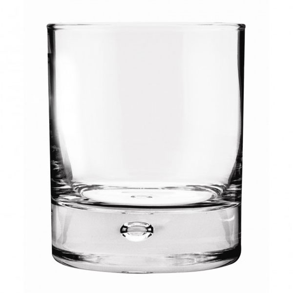 Anchor H054539 Disco Double Old Fashion Glass, 11 oz