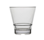 Strahl 710053 5-oz CapellaStack Rocks Glass - Stackable, Polycarbonate, Clear