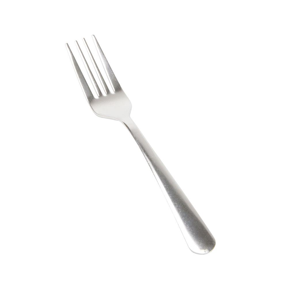 Winco 0082-05 Medium-Weight Dinner Fork, 18/0 Stainless Steel, Windsor Pattern