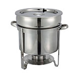Winco 211 11-qt Soup Warmer, Stainless