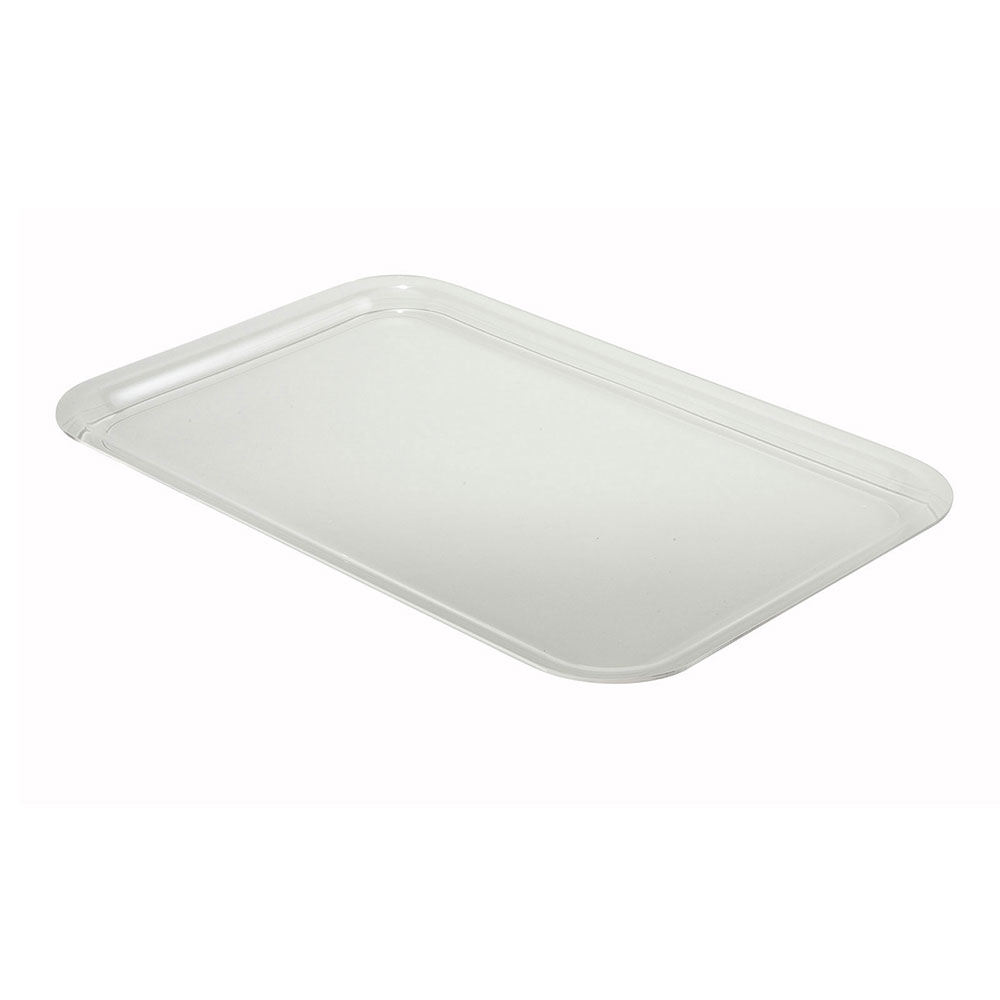 "Winco ADC-TY Tray for ADC-2, ADC-3 & ADC-4, 12 x 18"", Acrylic, Clear"
