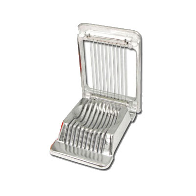 Winco AES-4 Square Egg Slicer, Aluminum, Square