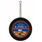 "Winco AFP-8NS 8"" Non-Stick Aluminum Frying Pan w/ Solid Metal Handle"