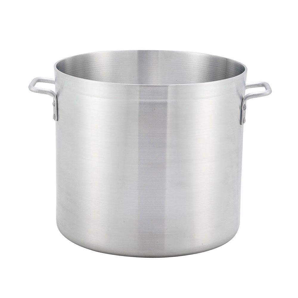 Winco ALST-80 80-qt Aluminum Stock Pot