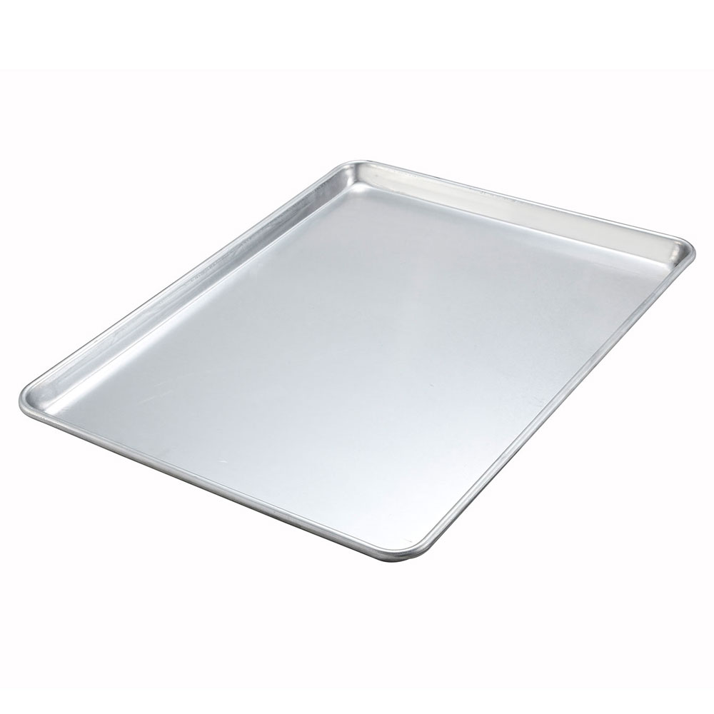 Winco ALXP-1622 Aluminum Sheet Pan, 16 x 22""
