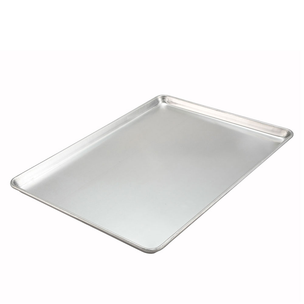 Winco ALXP-1826 Aluminum Sheet Pan, 18 x 26""