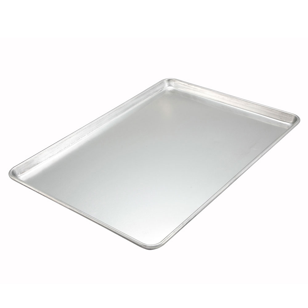 Winco ALXP2618H Heavy Weight Aluminum Sheet Pan, 18 x 26""