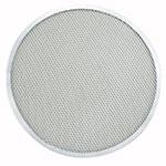 "Winco APZS-15 15"" Seamless Pizza Screen, Aluminum"