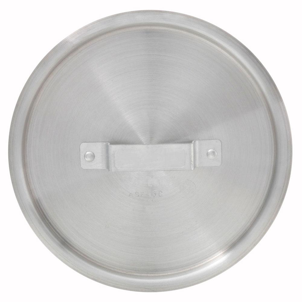 Winco ASP-5C Cover for 5-qt Sauce Pans, ASP-5, Aluminum