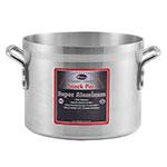 """Winco AXAP-20 20-qt Aluminum Sauce Pot - 13"""" x 9"""""""