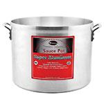 """Winco AXHA-20 20-qt Aluminum Sauce Pot - 13"""" x 19.25"""""""