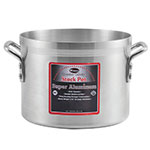 Winco AXS-24 24-qt Aluminum Stock Pot