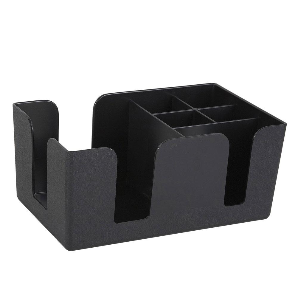 Winco BC-6 6-Compartment Bar Caddy