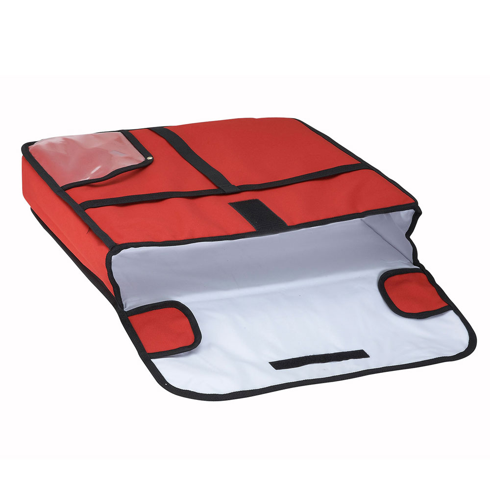 Winco BGPZ-20 Pizza Delivery Bag, 20 x 20 x 5""