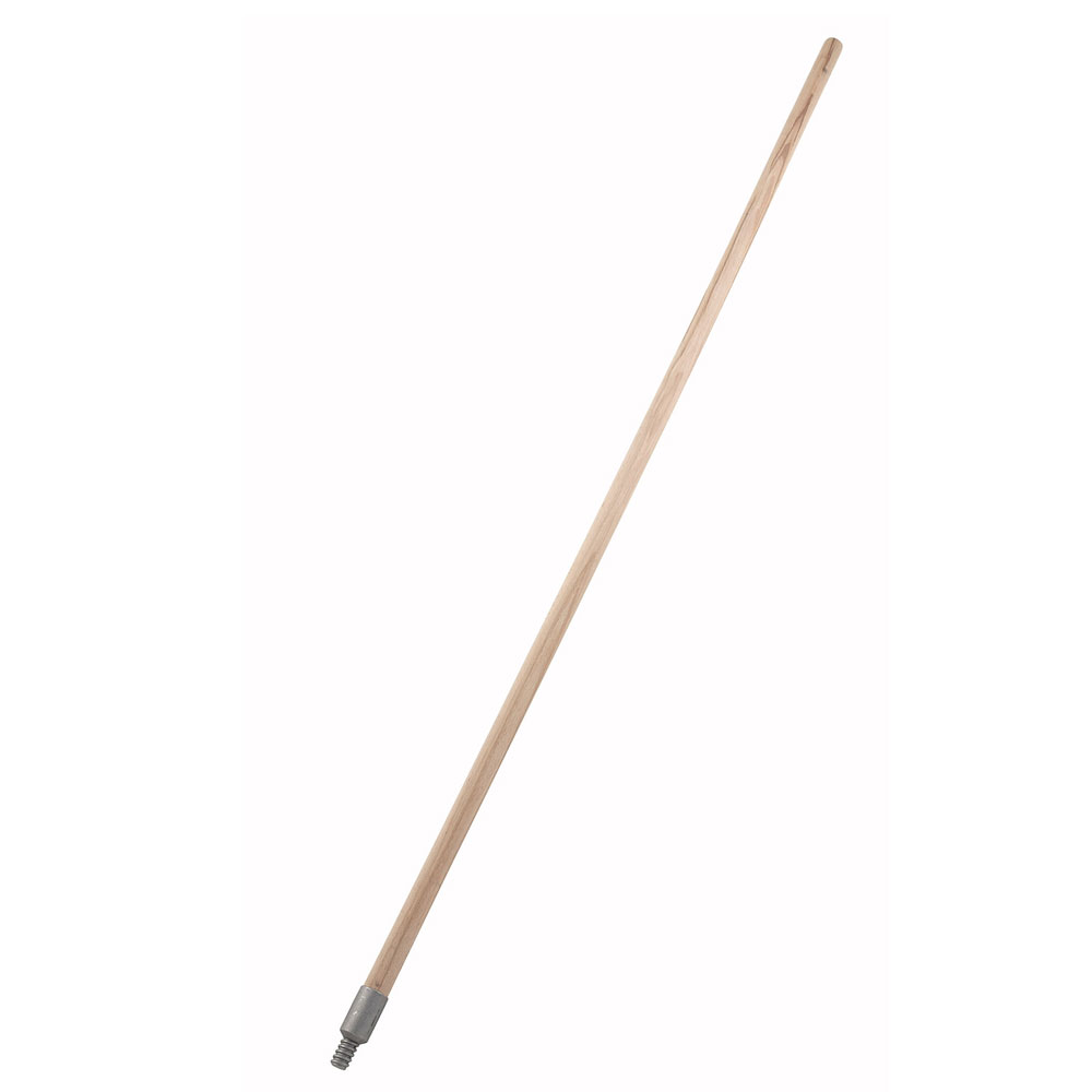 """Winco BR-60W 60"""" Wood Handle for BR-10S & BR-10"""