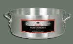 Winco AXBZ-24 24 qt Aluminum Brazier