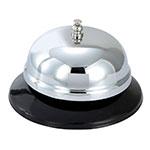 "Winco CBEL-1 3.5"" Round Call Bell"