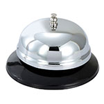 "Winco CBEL-2 4"" Round Call Bell"