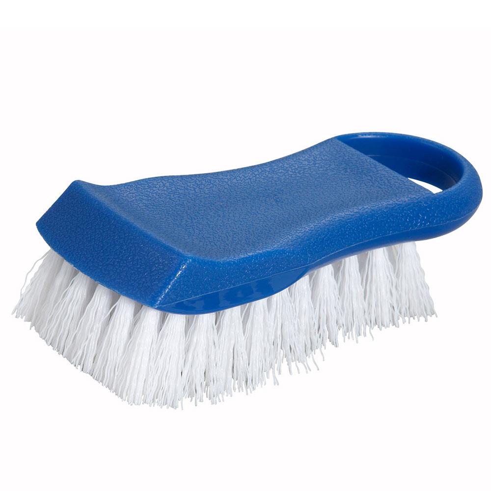 Winco CBR-BU Cutting Board Brush, Blue